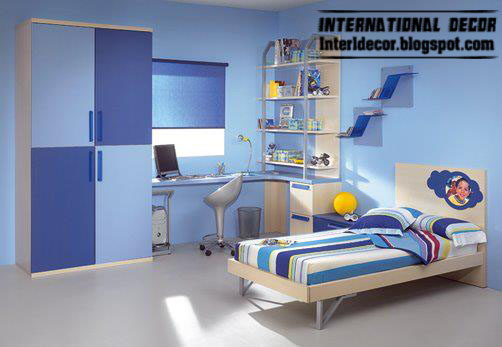 International ideas for kids rooms decorations interior Best color for kids room