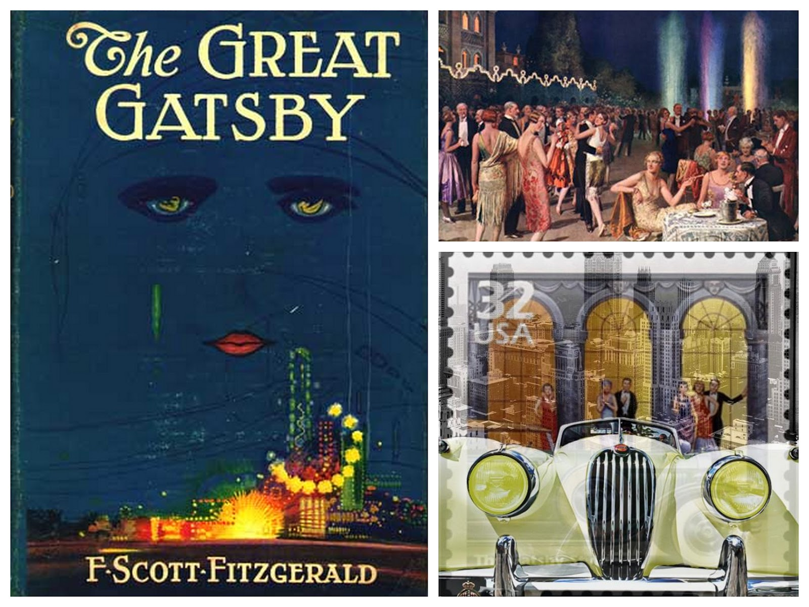"the great gatsby f scott fitzgerlad s F scott fitzgerald wrote once that there are no second acts in  with two good,  troubled books, ""the great gatsby"" and ""tender is the night."