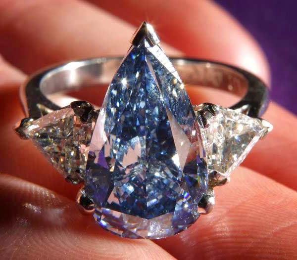 Cincin Batu Akik Berlian Termahal Di Dunia