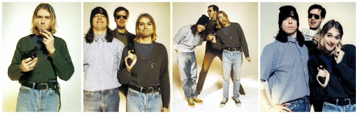 kurt cobain last shooting nirvana