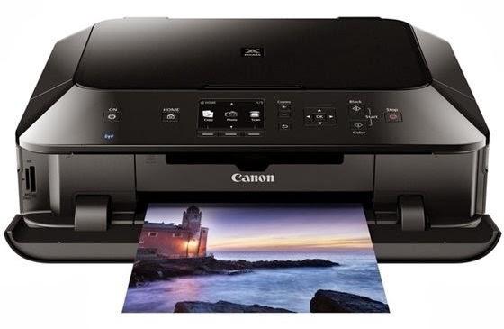 Impressora multifuncional Canon Pixma MG 5410 - 560x365