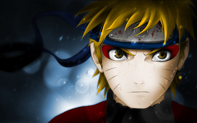 Naruto Sage Mode Wallpaper 0022
