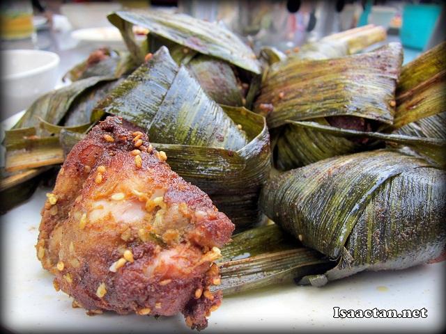 Pandan Chicken - RM18 for 10pcs