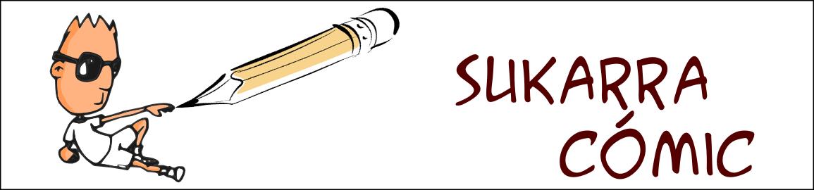 Sukarra - Cómic