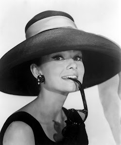 Just a stylish blog loves Audrey