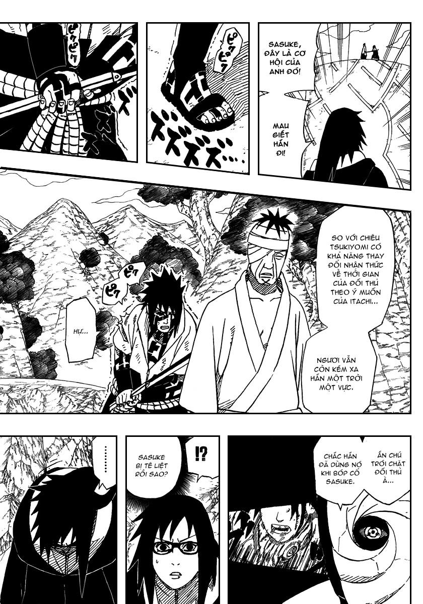 Naruto chap 478 Trang 3 - Mangak.info