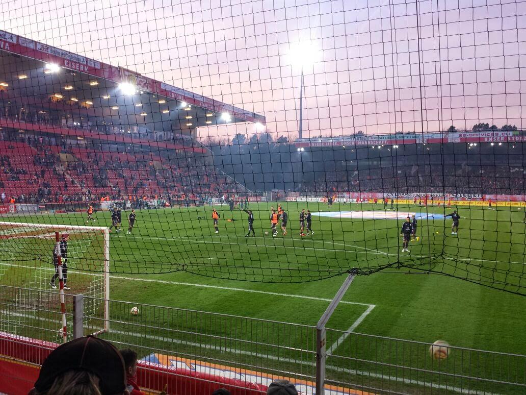 1. FC Union Berlin vs FC St. Pauli