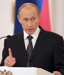 Putin Wins Presidency...