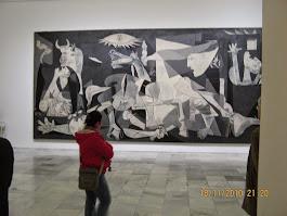 Bu tablo Picasso'nun değil, insanlığın eseridir.