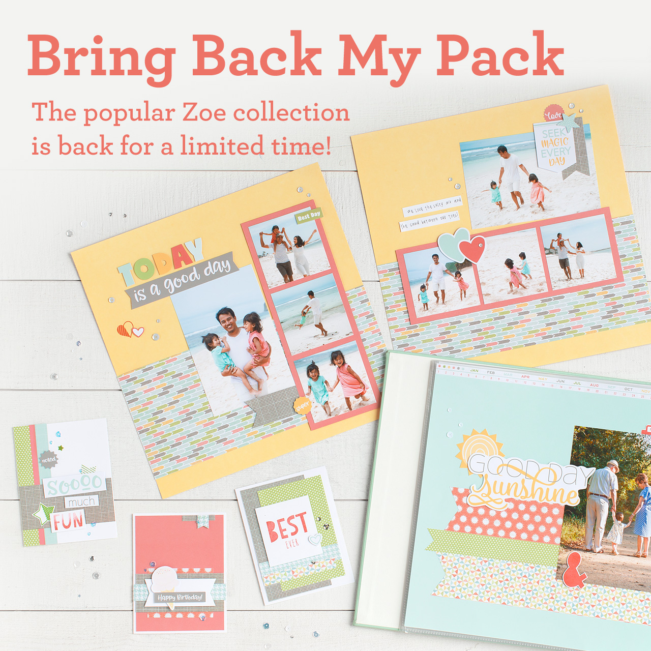 Bring Back your Pack