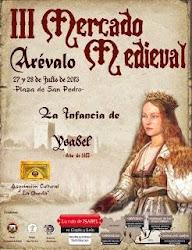 III Mercado Medieval Arévalo 2013