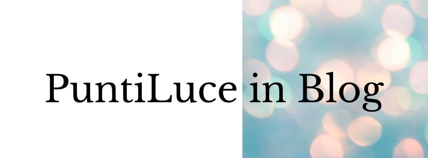 PuntiLuce in blog