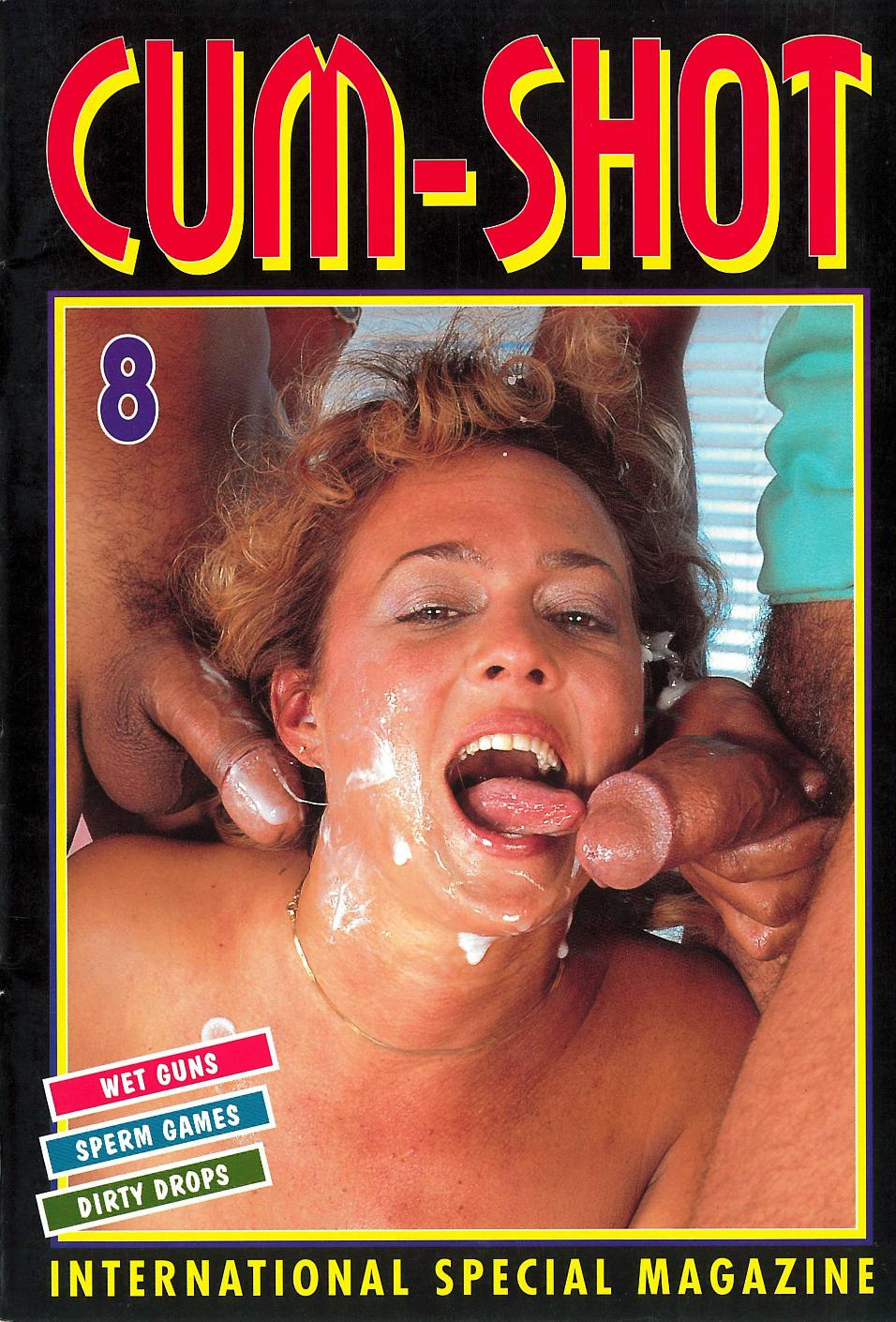 erotik vintage magazine archiv cum shot