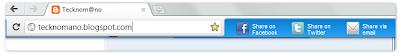 Google Chrome 13,  es muy diferente