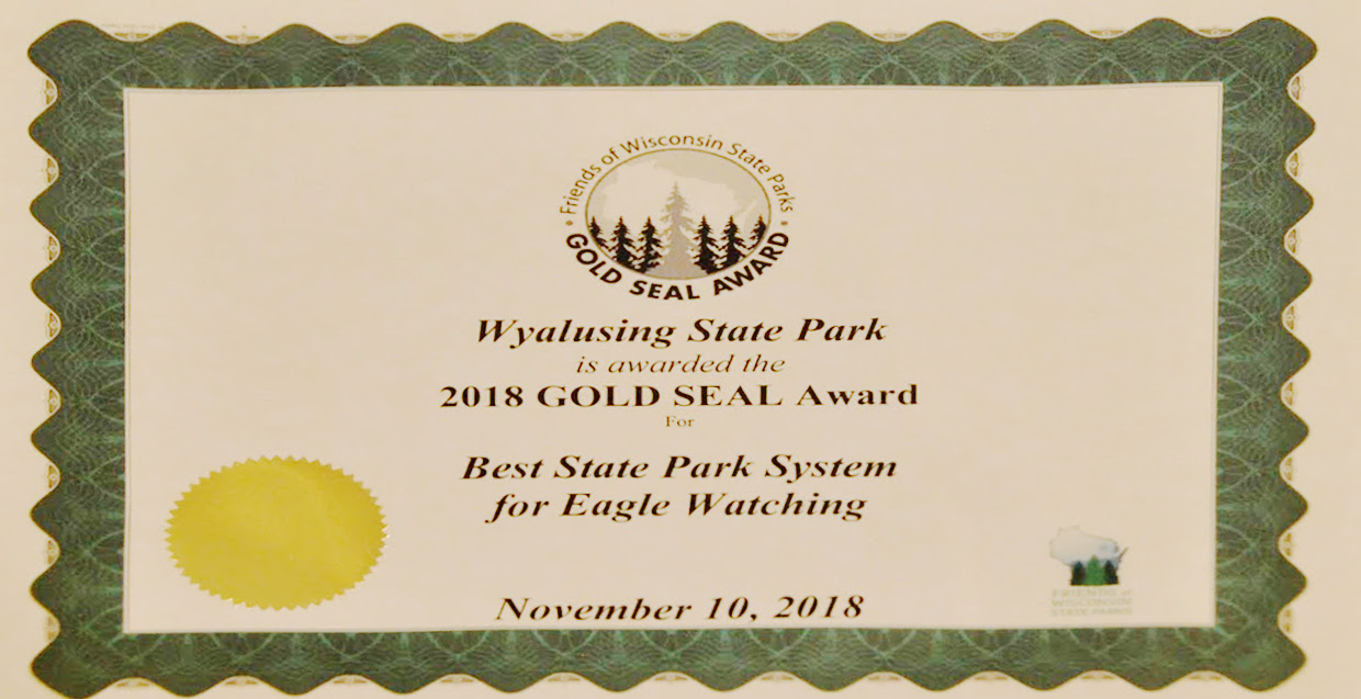 Best Eagle Watching Park