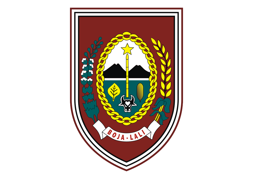 Kabupaten Boyolali Logo Vector download free