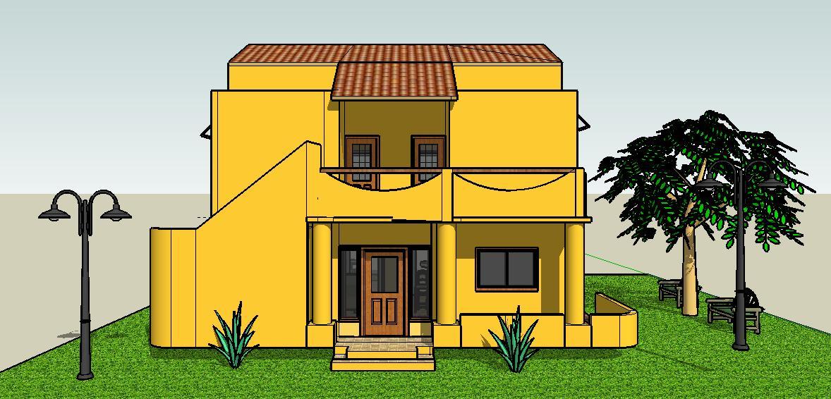 Excelencia en dise o y ejecucion de proyectos habitacionales - Diseno de jardines para casas de campo ...