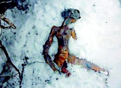 外星人遺體?70萬人點閱