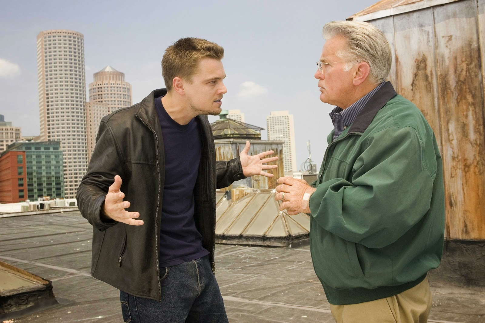 the departed movie review The departed movie review blog  nomination-worthy performances in the best movie so far this year with the departed, martin scorsese returns to the gutter .