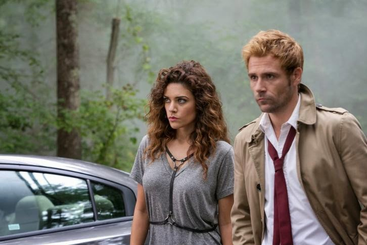 Constantine - Episode 1.05 - Danse Vaudou - Promotional Photos