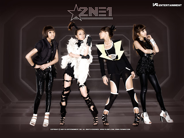 Music Video (MV) 2NE1 Missing You