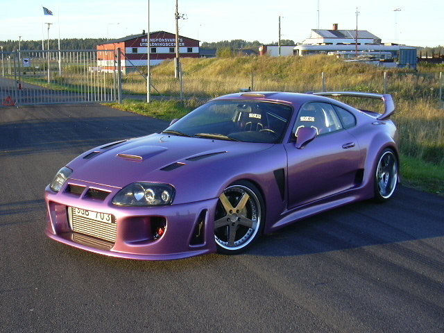 New keren: ModifiCation Car Toyota Supra 2