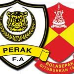 Live Streaming Perak vs Selangor 22 Januari 2013