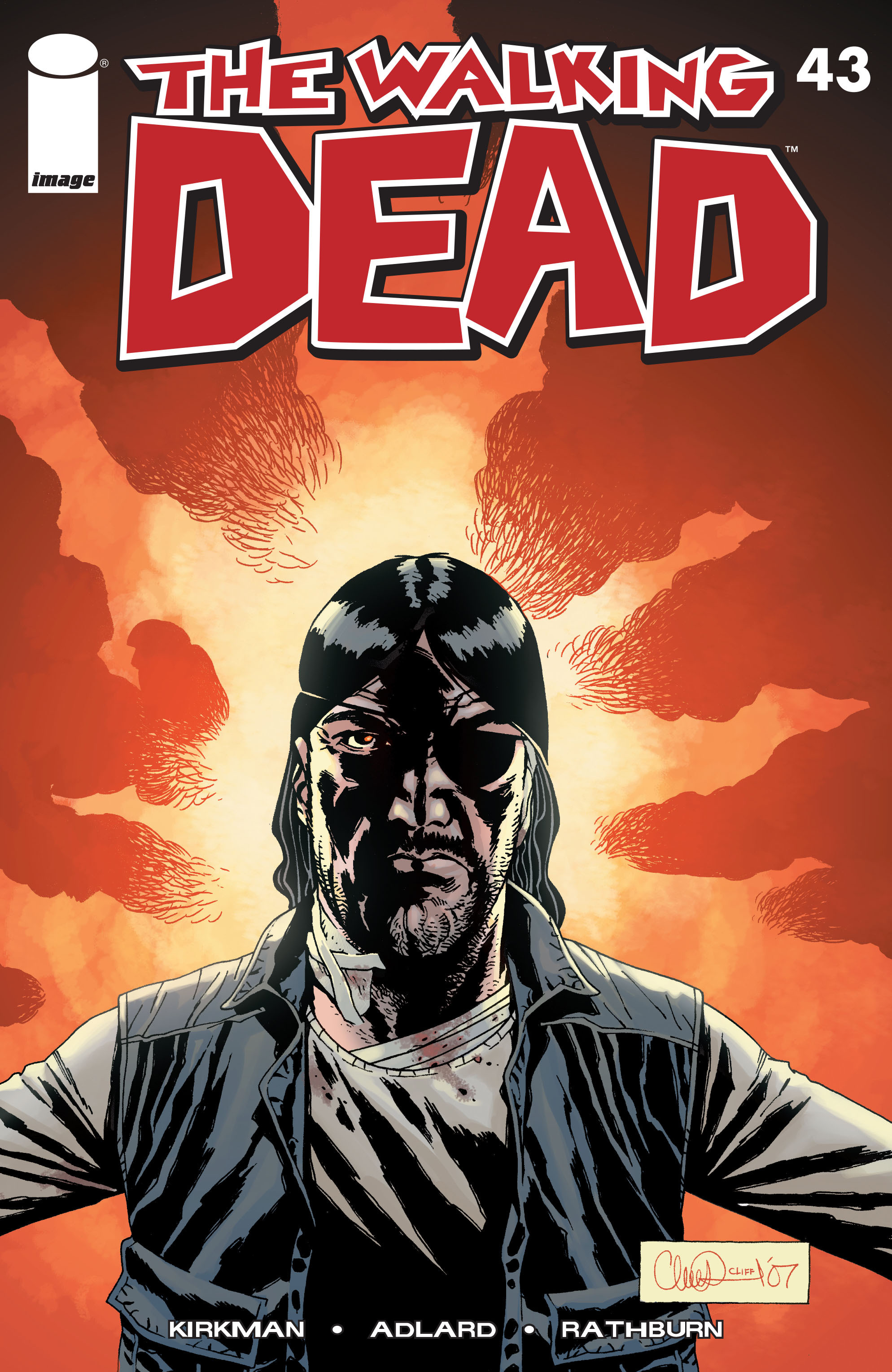 The Walking Dead Issue #43 Page 1