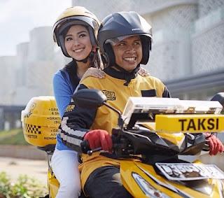 jeger taksi, jeger taxi, taxi motor, ojek online