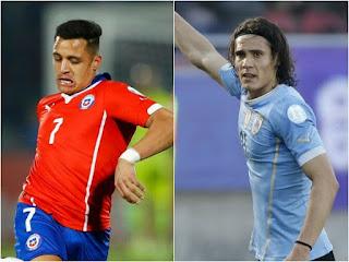 Chile vs Uruguay, Cuartos de Final Copa América 2015