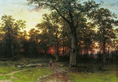 Pintor Paisajista de La Naturaleza Ivan Shishkin