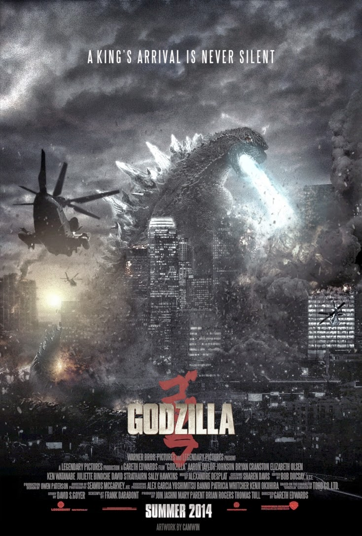 Watch movie online free: Godzilla