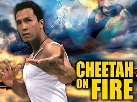 Liệp Báo Hành Động, Cheetah on Fire