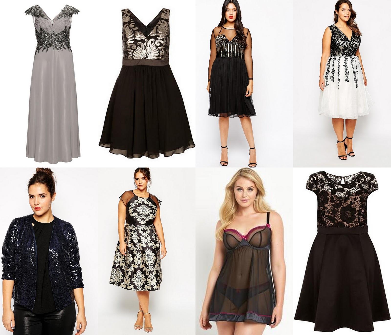 My Plus Size Fashion Autumn Wishlist