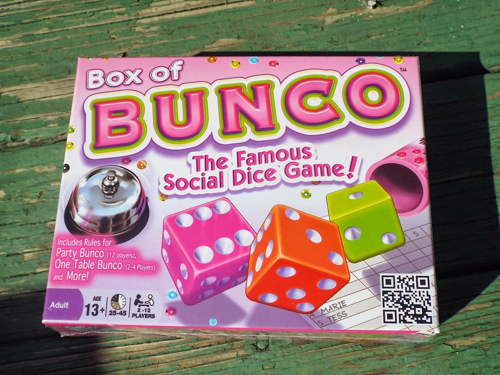 Winning Moves:  Bunco