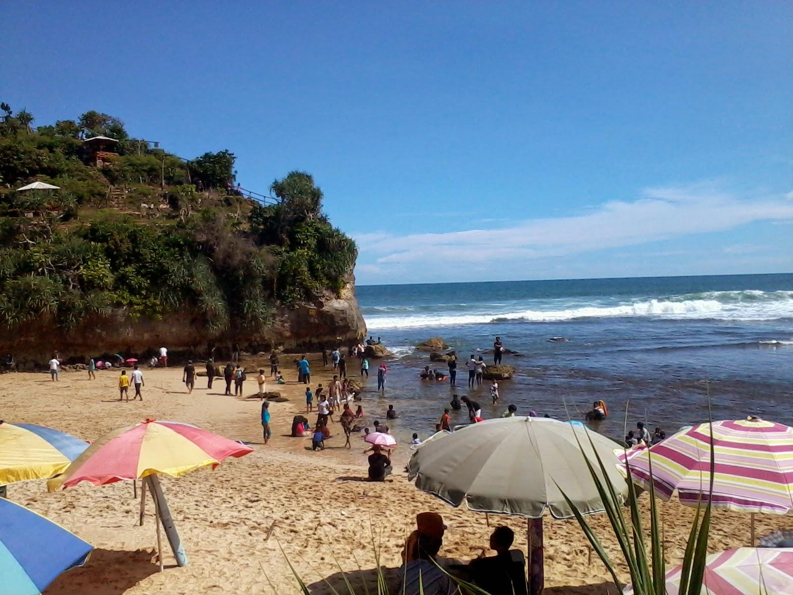Indrayanti Beach - Gunung Kidul Yogyakarta