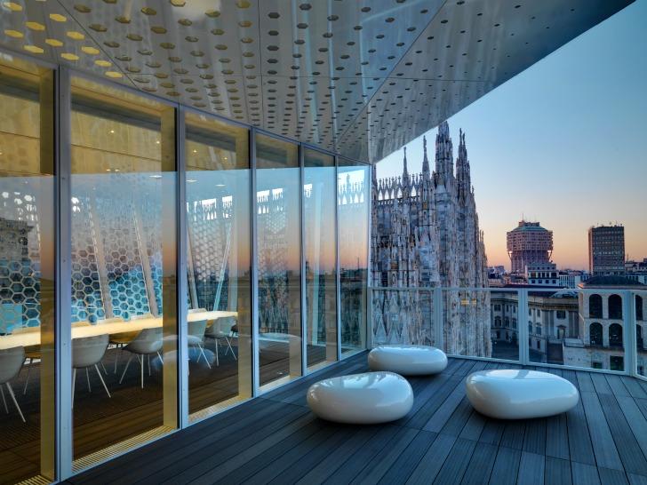 Mod green cube sono aperte le prenotazioni a milano - Interior design cafe milano ...