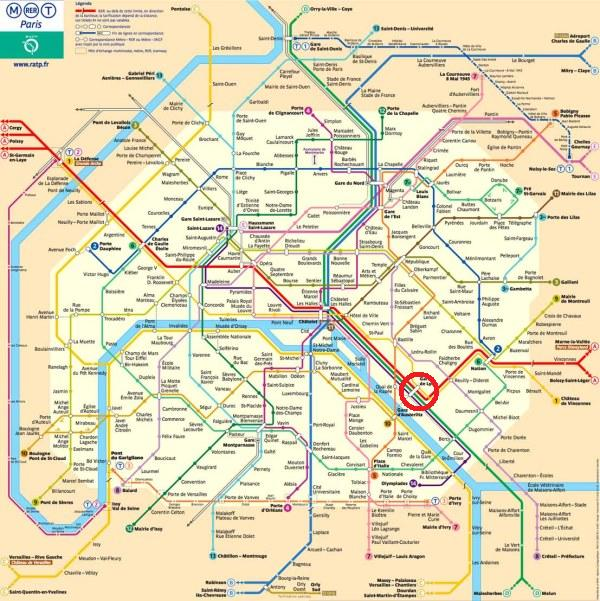 Travel Tips for Paris : June 2013