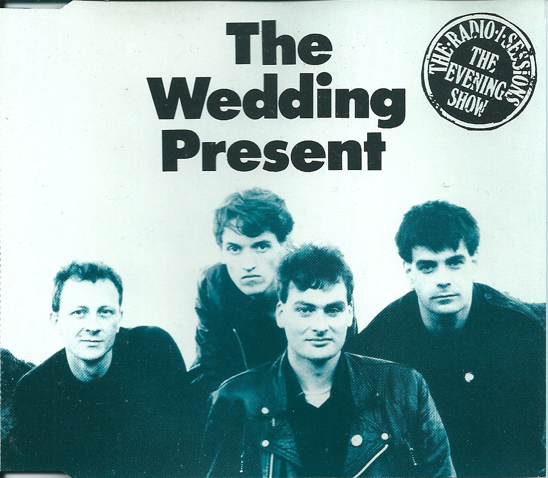 The Wedding Present Radio 1 Sessions Cds