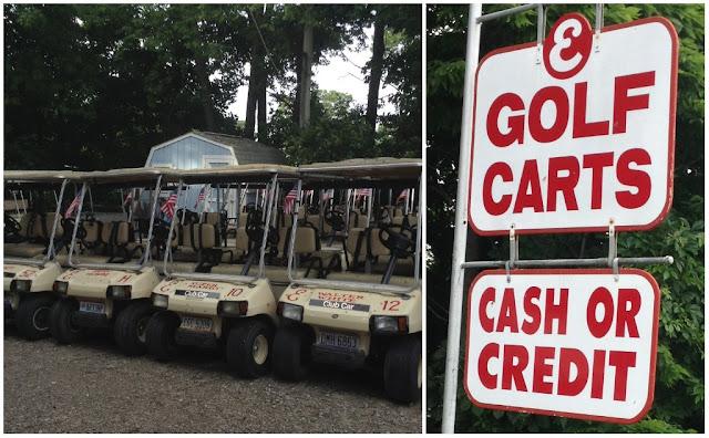 E's Golf Cart Rental on #PutinBay #MillerFerry
