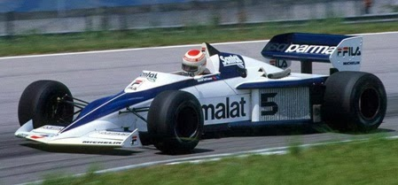 Formula 1 1983 Nelson Piquet/ Brabham