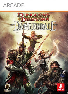 Baixar Dungeons and Dragons Daggerdale: PC Download games grátis