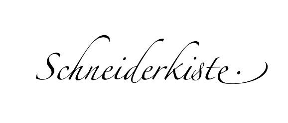 Schneiderkiste