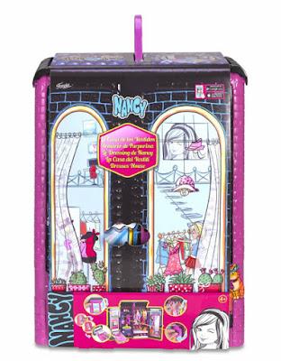TOYS : JUGUETES - NANCY - La Casa de los Vestidos Producto Oficial 2015 | Famosa 700012412 | A partir de 4 años Comprar en Amazon España