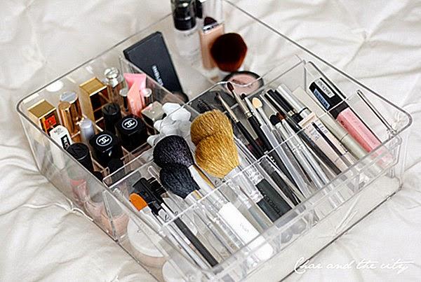 organizador de maquillaje ikea