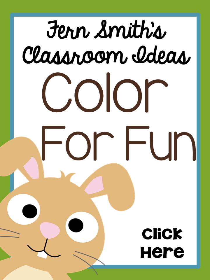Fern Smith's Classroom Ideas Color For Fun Web Sites