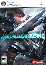 Metal Gear Rissing Reveangers