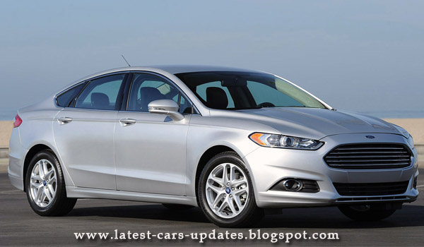 Ford Fusion IIHS safest cars
