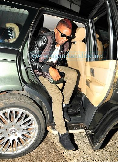 Nairobi Z Blogazine Dancehall Deejay Konshens Performs In