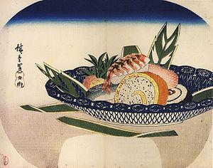 Mari Mengenal Sushi, Makanan Khas Jepang